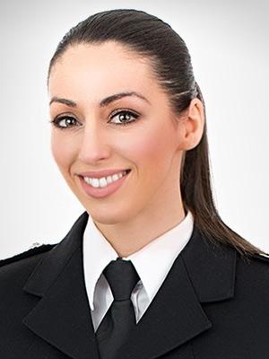 Dr Sabrina Cohen-Hatton